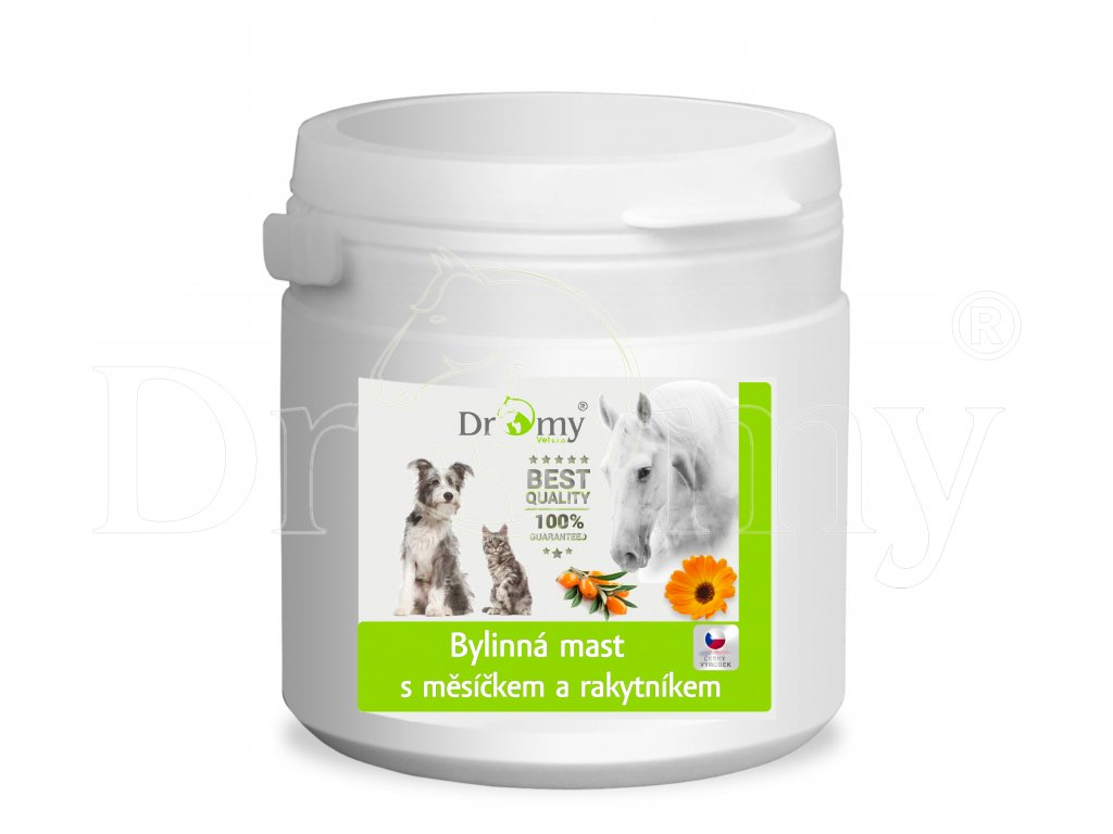 Dromy bylin.hojivá mast 500ml