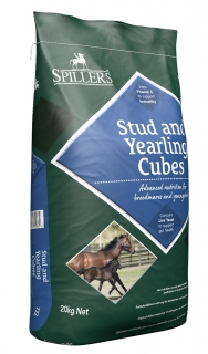 Spillers Stud and Yarling Cube